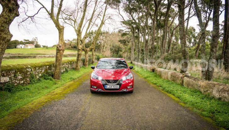 Nuova Nissan Micra 2019: cambio automatico X-Tronic e più sportività - Foto 8 di 40