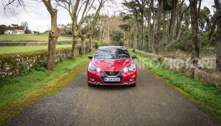 Nuova Nissan Micra 2019: cambio automatico X-Tronic e più sportività - Foto 9 di 40