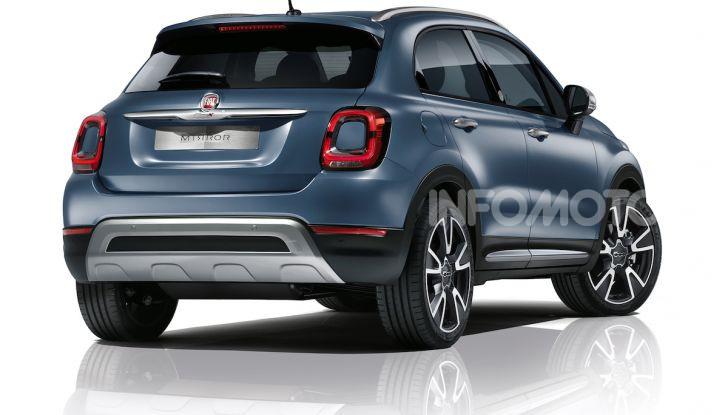 Nuova Fiat 500X Mirror 2019: sempre connessa grazie al nuovo Uconnect - Foto 3 di 6