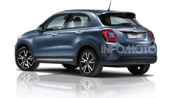 Nuova Fiat 500X Mirror 2019: sempre connessa grazie al nuovo Uconnect - Foto 5 di 6