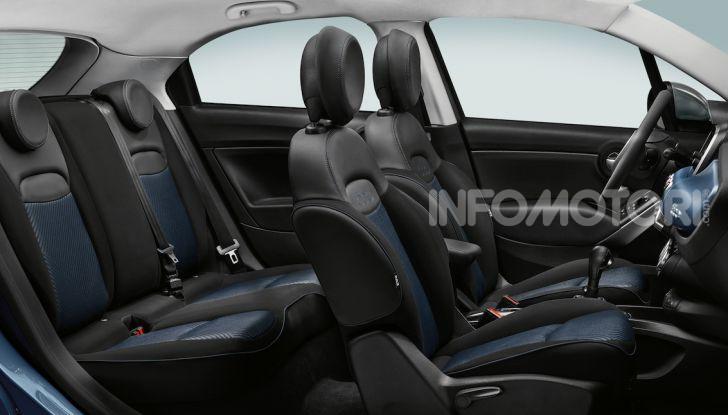 Nuova Fiat 500X Mirror 2019: sempre connessa grazie al nuovo Uconnect - Foto 6 di 6