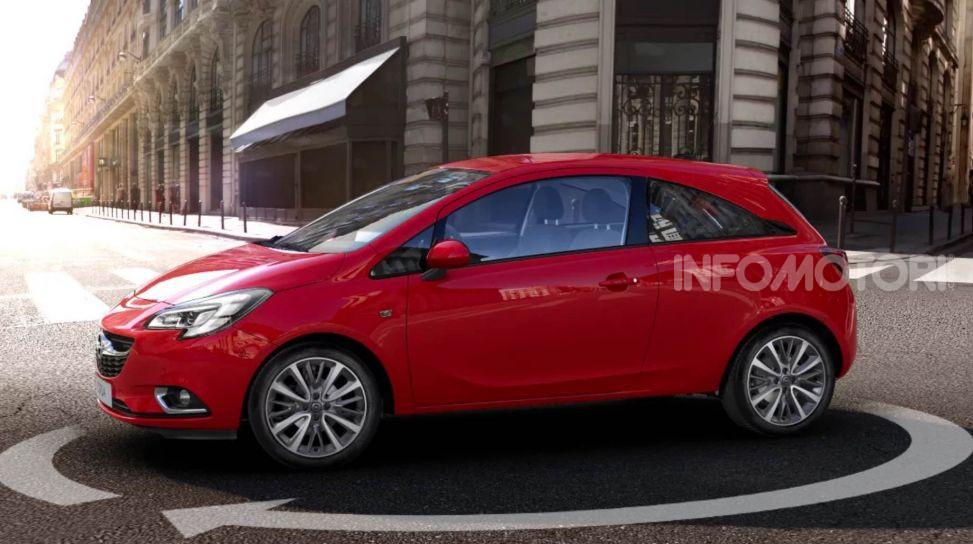 Opel Corsa elettrica: prezzo e dati tecnici
