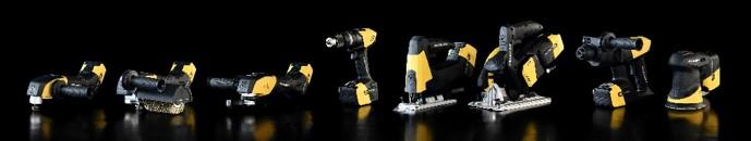 Peugeot rinnova la linea di utensili elettrici portatili - Foto 3 di 3