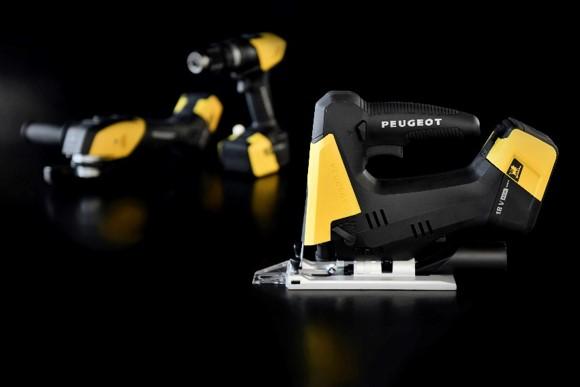 Peugeot rinnova la linea di utensili elettrici portatili - Foto 1 di 3