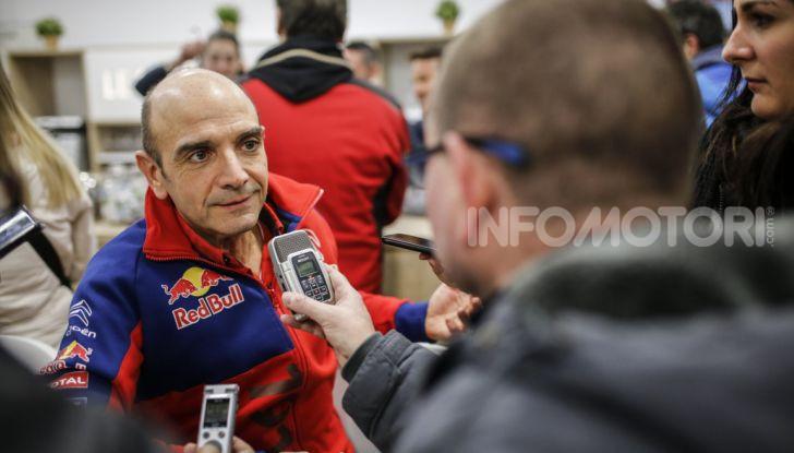WRC Monte Carlo 2019 – presentazione: le dichiarazioni del team Citroën - Foto 1 di 4