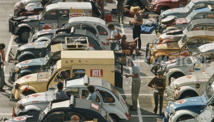 La storia di Citroën al Campionato Italiano 2CV-Dyane CROSS - Foto 5 di 9