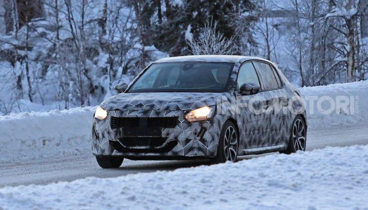 Peugeot 208 2019, arriva la nuova generazione - Foto 1 di 17