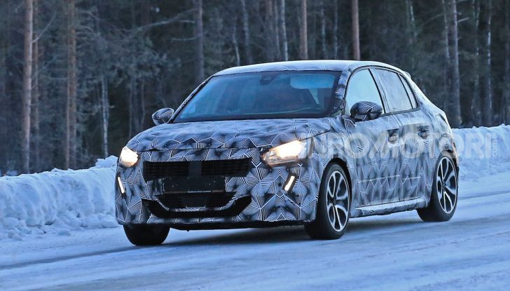 Peugeot 208 2019, arriva la nuova generazione - Foto 14 di 17