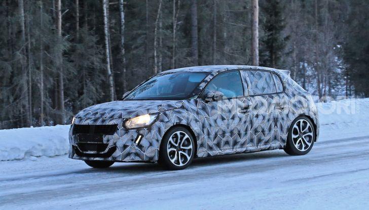 Peugeot 208 2019, arriva la nuova generazione - Foto 15 di 17