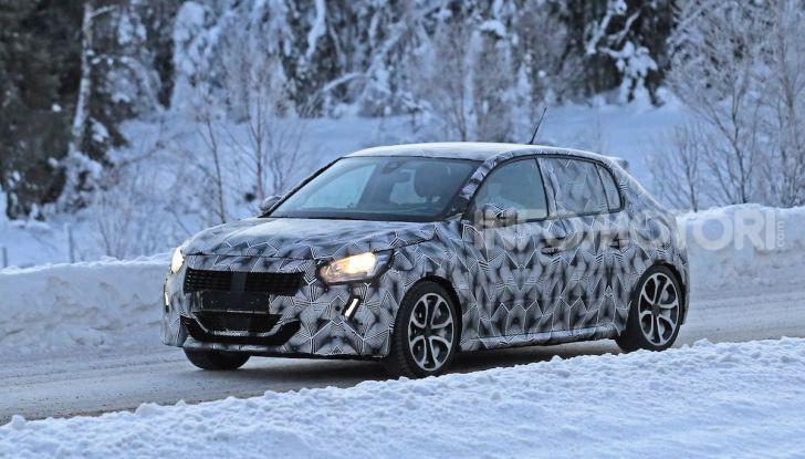 Peugeot 208 2019, arriva la nuova generazione - Foto 2 di 17