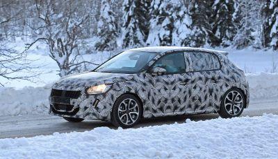 Peugeot 208 2019, arriva la nuova generazione