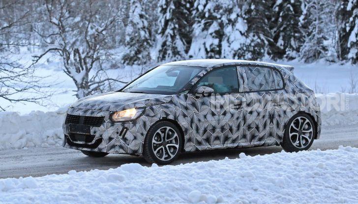 Peugeot 208 2019, arriva la nuova generazione - Foto 5 di 17