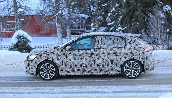 Peugeot 208 2019, arriva la nuova generazione - Foto 7 di 17