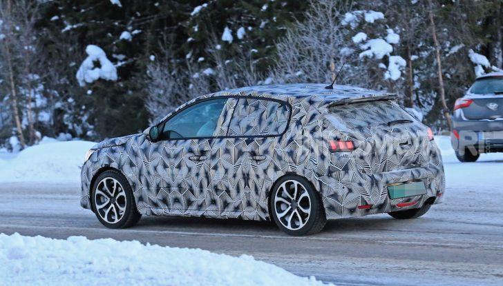 Peugeot 208 2019, arriva la nuova generazione - Foto 10 di 17