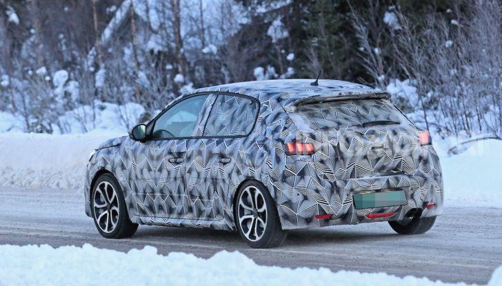 Peugeot 208 2019, arriva la nuova generazione - Foto 11 di 17