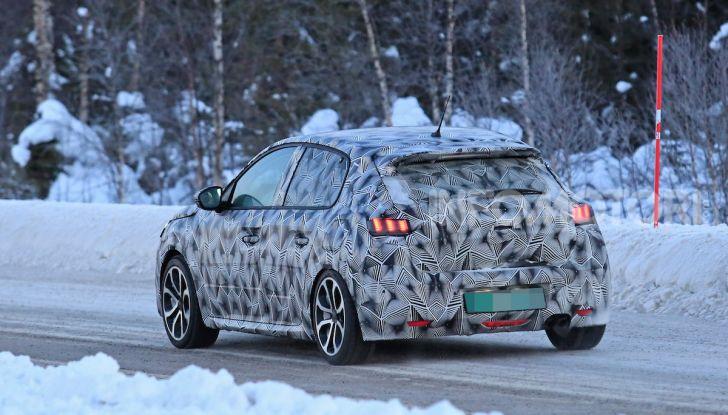 Peugeot 208 2019, arriva la nuova generazione - Foto 12 di 17