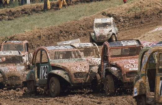 La storia di Citroën al Campionato Italiano 2CV-Dyane CROSS - Foto 6 di 9
