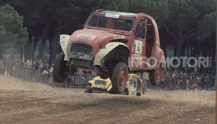 La storia di Citroën al Campionato Italiano 2CV-Dyane CROSS - Foto 7 di 9