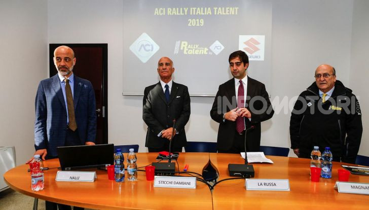 Suzuki Swift Sport: versione ad hoc per l'ACI Rally Italia Talent - Foto 17 di 25