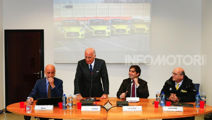 Suzuki Swift Sport: versione ad hoc per l'ACI Rally Italia Talent - Foto 18 di 25