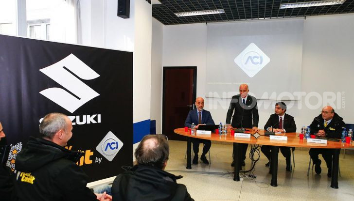 Suzuki Swift Sport: versione ad hoc per l'ACI Rally Italia Talent - Foto 19 di 25
