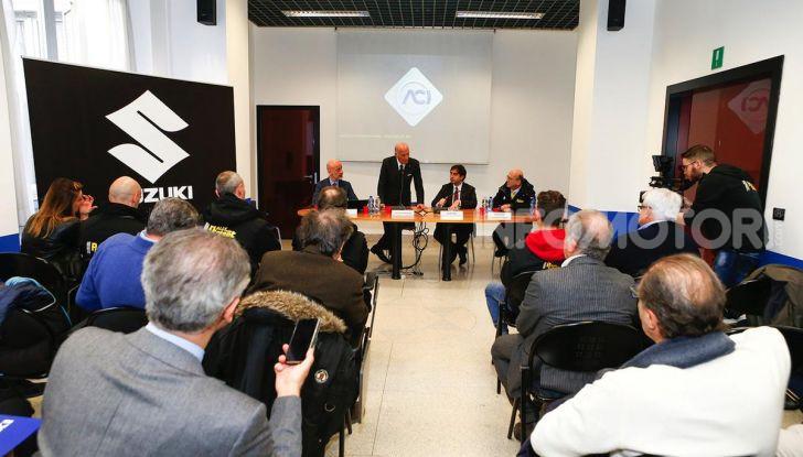 Suzuki Swift Sport: versione ad hoc per l'ACI Rally Italia Talent - Foto 21 di 25