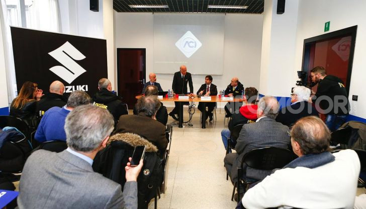 Suzuki Swift Sport: versione ad hoc per l'ACI Rally Italia Talent - Foto 21 di 25