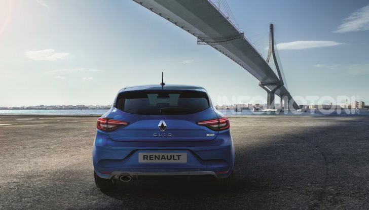 Nuova Renault Clio 2019: la quinta generazione per stupire ancora - Foto 20 di 38