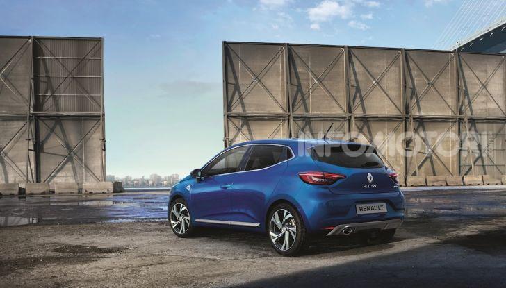 Nuova Renault Clio 2019: la quinta generazione per stupire ancora - Foto 21 di 38