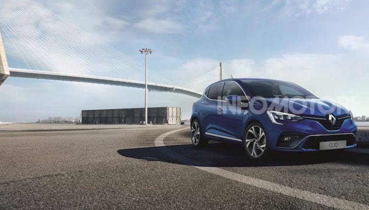 Nuova Renault Clio 2019: la quinta generazione per stupire ancora - Foto 22 di 38