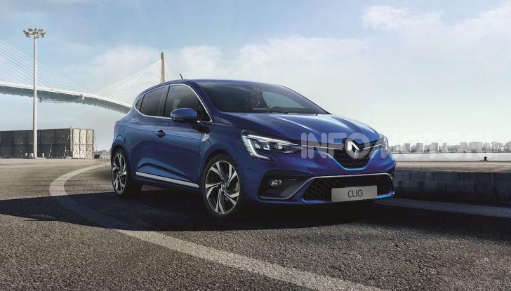 Nuova Renault Clio 2019: la quinta generazione per stupire ancora - Foto 23 di 38