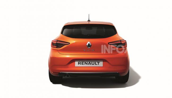 Nuova Renault Clio 2019: la quinta generazione per stupire ancora - Foto 24 di 38