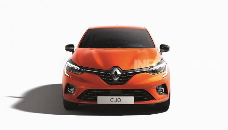 Nuova Renault Clio 2019: la quinta generazione per stupire ancora - Foto 25 di 38