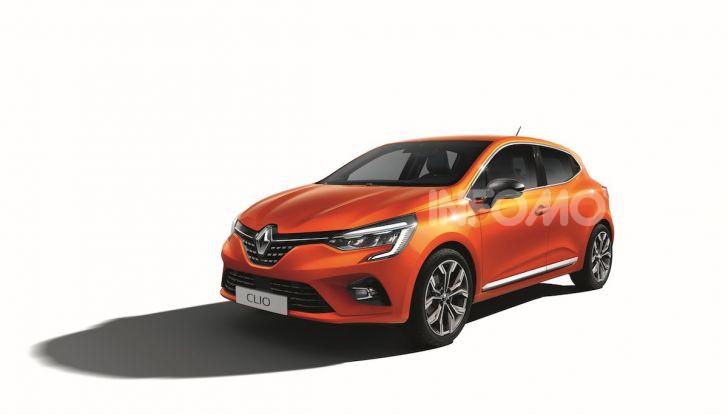 Nuova Renault Clio 2019: la quinta generazione per stupire ancora - Foto 28 di 38