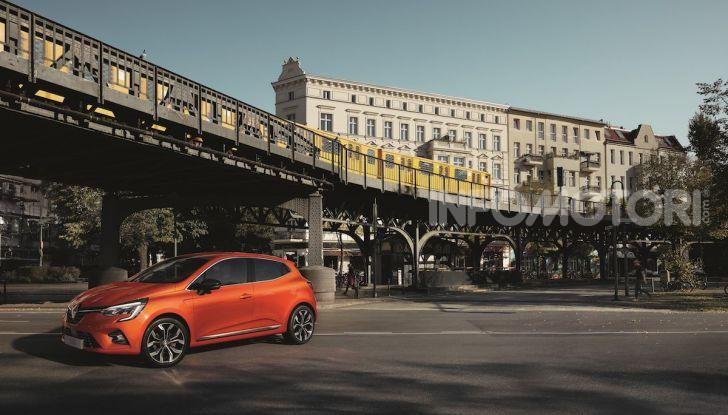 Nuova Renault Clio 2019: la quinta generazione per stupire ancora - Foto 10 di 38