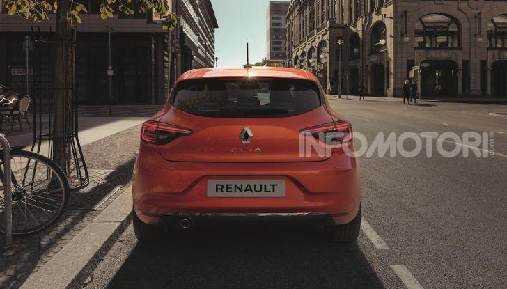 Nuova Renault Clio 2020, la prova su strada della quinta generazione - Foto 15 di 20