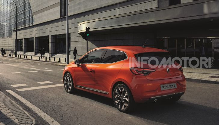 Nuova Renault Clio 2019: la quinta generazione per stupire ancora - Foto 12 di 38