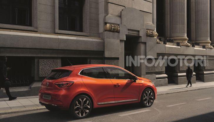 Nuova Renault Clio 2020, la prova su strada della quinta generazione - Foto 13 di 20