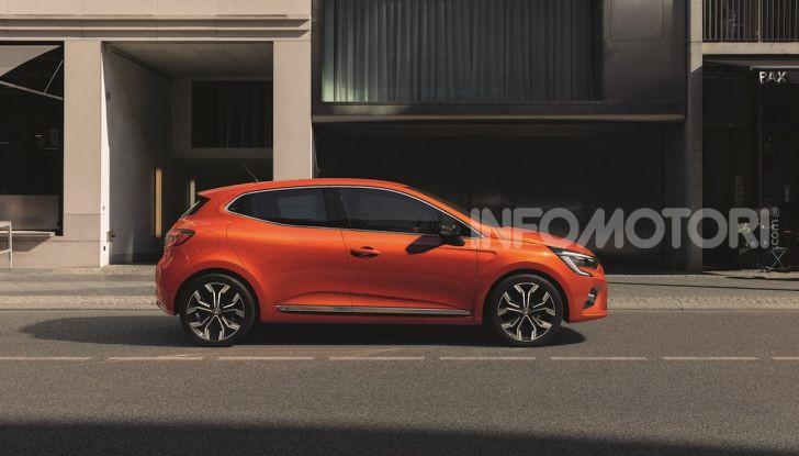Nuova Renault Clio 2019: la quinta generazione per stupire ancora - Foto 11 di 38