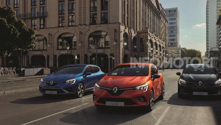 Nuova Renault Clio 2020, la prova su strada della quinta generazione - Foto 11 di 20