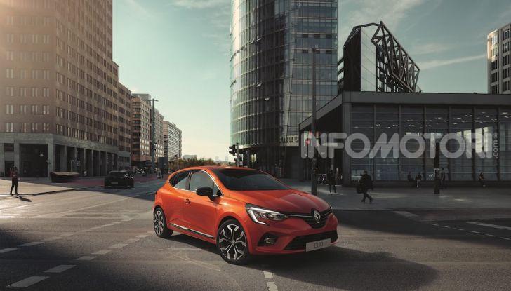 Nuova Renault Clio 2019: la quinta generazione per stupire ancora - Foto 9 di 38