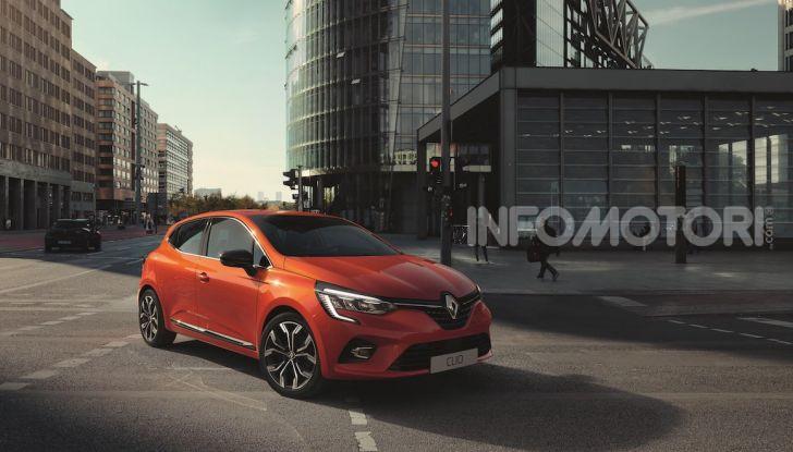 Nuova Renault Clio 2019: la quinta generazione per stupire ancora - Foto 5 di 38