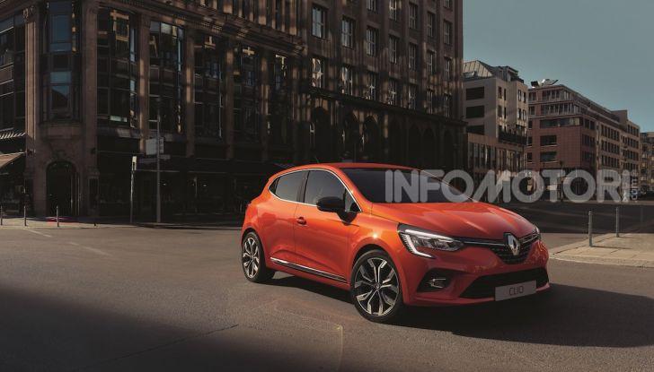Nuova Renault Clio 2020, la prova su strada della quinta generazione - Foto 6 di 20