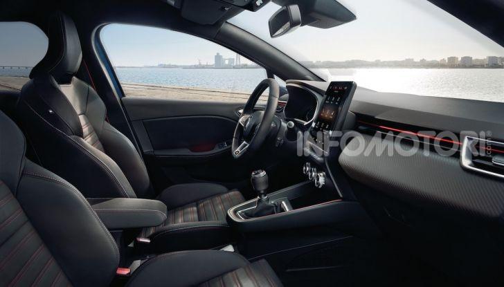 Nuova Renault Clio 2019: la quinta generazione per stupire ancora - Foto 35 di 38