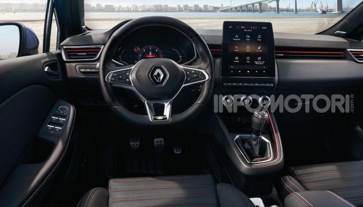 Nuova Renault Clio 2019: la quinta generazione per stupire ancora - Foto 34 di 38