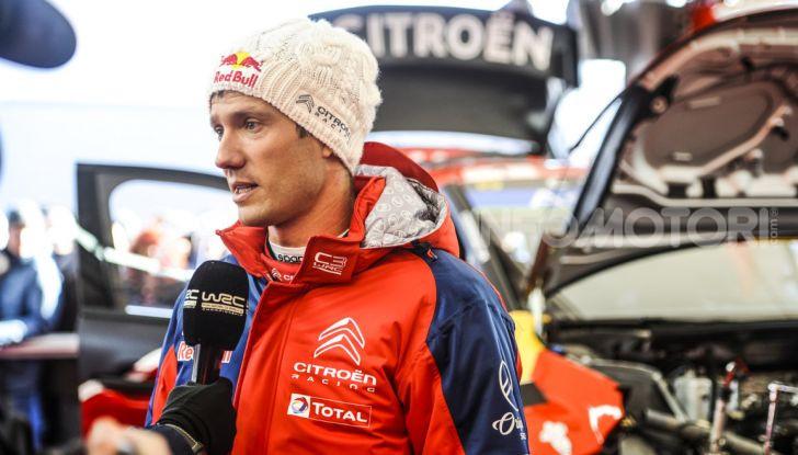 WRC Monte Carlo 2019 – presentazione: le dichiarazioni del team Citroën - Foto 4 di 4