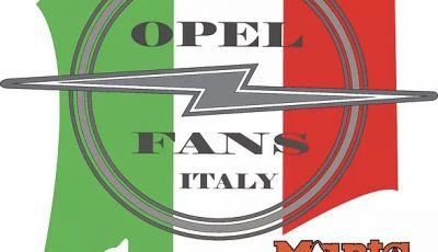 X° Meeting Internazionale Opel Storiche 2019 Mantova