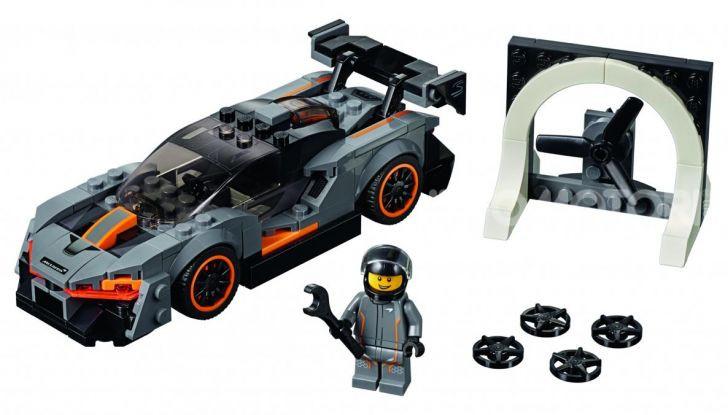 LEGO Speed Champions: la McLaren Senna in vendita a 14.99€ - Foto 5 di 6