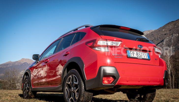 Subaru XV 2.0i Premium: la nostra prova su strada con Symmetrical AWD - Foto 6 di 32