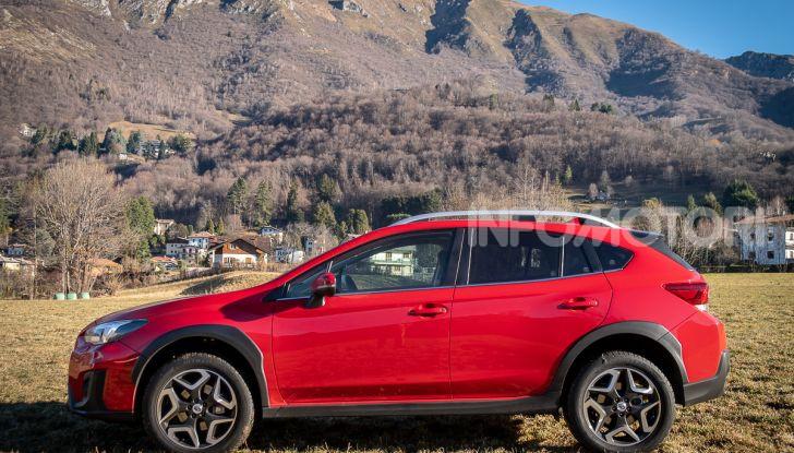 Subaru XV 2.0i Premium: la nostra prova su strada con Symmetrical AWD - Foto 7 di 32
